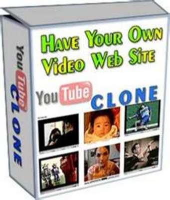 Product picture You Tube Clone